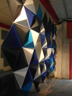 Abstracta - Aircone at Clerkenwell Design Week 2014
