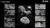Mantis Society Study Center: Antes y después: Rosetta detecta cambios sin prece...