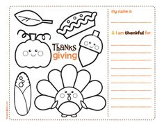 Fall Printable Placement: the School Box