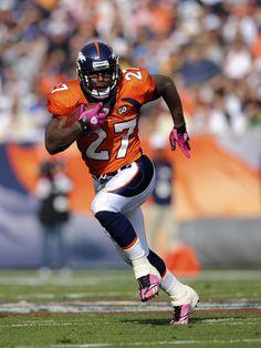 Denver Broncos - Knowshon Moreno