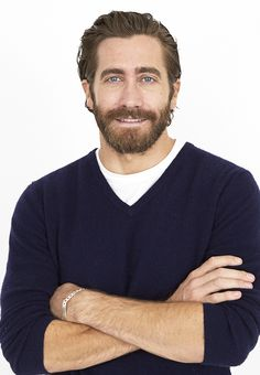 Jake Gyllenhaal photographed by Chris Chapman for DEADLINE at TIFF 2017
