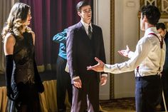 Go Behind the Scenes of 'Flash' and 'Supergirl's Musical 'Duet' in New Clip