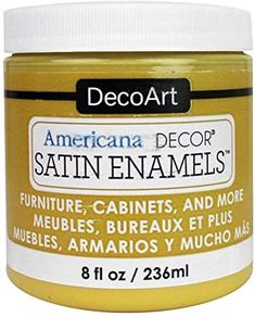 decoart satin enamel - In Stock Only Painting Kitchen Cabinets White, White Kitchen Cabinets, Diy Cabinets, Painting Cabinets, Paint Organization, Kitchen Organization, Cabinet Paint Colors, Whitewash Wood, Wood Joinery