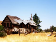 ghost towns in oregon | The Ghost Town of Richmond, Oregon