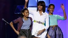 Image result for michelle obama daughters now