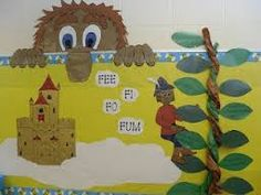 Image result for jack in the beanstalk crafts