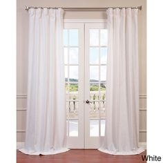 """As Is reason: Various Reasons Option: Latte- 84""""L Adorn your windows with all the simple elegance of linen in your choice of several neutral shades , which make it easy to match with a variety of deco"""