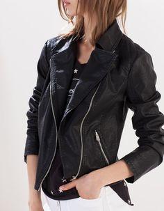 Compre Mulheres Jaqueta De Couro Falso Bordados Biker Jackets Aviador Casaco Novo Curto Motocicleta Casacos Com Cinto Feminino S XL Jaqueta Couro De