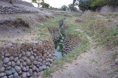 Aquedutos de Cantayo - Nasca - Peru -