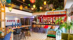 SURYA restaurante indio-Callao