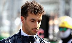 Hamilton should've had a penalty! Ricciardo blasts Mexican GP winner #DailyMail