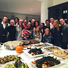 Thanksgiving 2015: How the Stars Celebrated : People.com