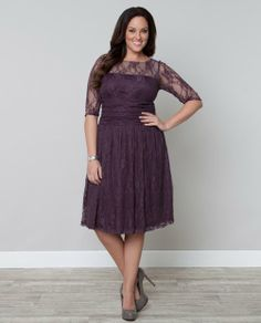 Plus size fashion tip #2: Choose the right length and dress style base on your body shape More plus size fashion tips: http://promocode4share.com/plus-size-fashion-tips-how-to-choose-hot-plus-size-cocktail-dresses/