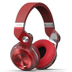 Shop for Bluedio (turbine 2 Plus) Wireless Bluetooth Stereo Headphones Micro Sd Card/fm Radio Bluetooth Headset On-ear Headphones (red). Starting from Choose from the 2 best options & compare live & historic headphone prices. Noise Cancelling Headset, Bluetooth Stereo Headset, Bluetooth Headphones, Wireless Headphones, In Ear Headphones, Headphone With Mic, Smartphone, Shooting Brake, Sd Card