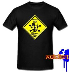 Breaking Bad Danger: Toxic t-shirt - Blasted Rat