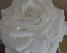 Beautiful handmade paper roses - individual and unique by PaperalchemyStudio Paper Roses, Etsy Seller, Unique, Creative, Handmade, Beautiful, Hand Made, Craft
