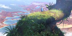 ArtStation - The Shore, Tuan Vo