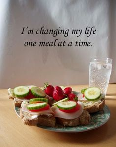 one meal at a time