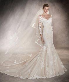 Pronovias Bridal Gown Style - Tibet