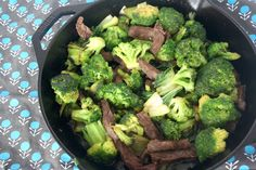 Craving Chinese take-out but need a gluten-free option? Make a gluten-free beef and broccoli dish filled with lean protein and crispy vegetables.