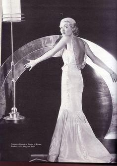 Constance Bennett, photo by Elmer Fryer, dress by Josette De Lima Old Hollywood Style, Old Hollywood Glamour, Hollywood Fashion, Vintage Hollywood, Classic Hollywood, Hollywood Icons, Vintage Glamour, Hollywood Actresses, 1930s Fashion