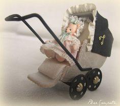 Crinolina miniatures