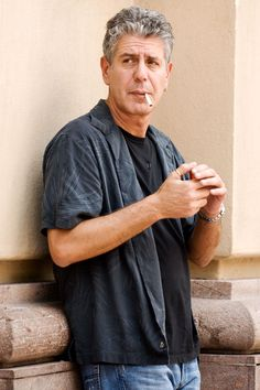 Anthony Bourdain& Career Evolution - Photos of Anthony Bourdain Anthony Bordain, Work In New York, Parts Unknown, Rock Legends, Celebs, Celebrities, Esquire, The Life, Comedians