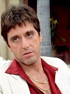 Al Pacino ~ Scarface, 1983