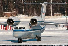 Antonov An-72 aircraft picture