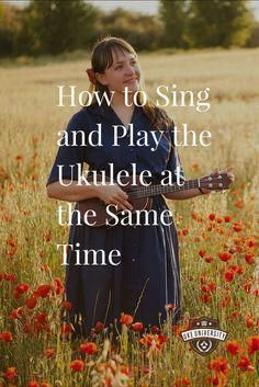 The simple guide how to sing and play the ukulele at the same time. The simple guide how to sing and play the ukulele at the same time. Cool Ukulele, Ukelele, Ukulele Tabs, Ukulele Songs, Ukulele Chords, Drum Lessons, Singing Lessons, Singing Tips, Music Lessons