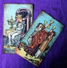 The main card for June was Queen of Cups and the clarifier turned out to be 3 of Cups. July will be a month of shared emotions and celebration, but sensitivity will be needed. Happy July, Tarot Readers, Time To Celebrate, Sensitivity, Tarot Decks, Pixie, Celebration, Cups, Queen
