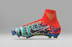 Nike Reveal The Mercurial X EA Sports Cleats