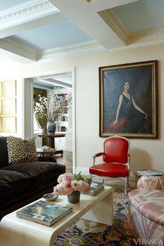 Un apartamento en Manhattan donde más es más · A more is more Manhattan apartment