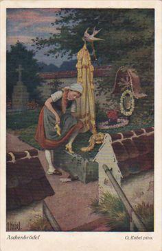 Aschenbroedel Cinderella Brothers Grimm |StanleyGibbonsMarketplaceforbuyers,sellersandcollectors