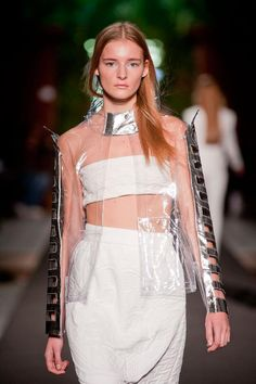 Clear Plastic Clothes & Accessories! | The Fashion Poison