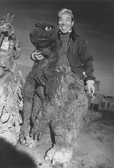 Let's Get Whisked Away by Kitschy Kaiju Japanese Monsters Godzilla Suit, Godzilla Tattoo, Godzilla Party, Original Godzilla, Old Posters, Japanese Monster, Japanese Film, Classic Monsters, Creature Feature