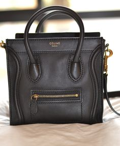 I would sell my soul for a Celine Nano