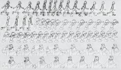 Living Lines Library: The Sword in the Stone (1963) - Model Sheets & Production Drawings