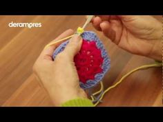 Learn how to crochet a beautiful vintage granny square in this quick and easy crochet tutorial from Deramores.