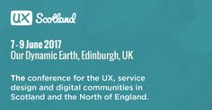 UX Scotland is a hands-on, practical UX & design conference that allows participants to connect and learn from their peers and leaders in the industry.