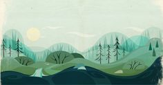 Background Design by Juan Casini, via Behance Cartoon Background, Game Background, Animation Background, Environment Concept Art, Environment Design, Studio Decor, Foster Home For Imaginary Friends, Bg Design, Landscape Background