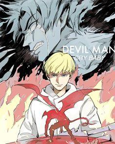 Ryo Asuka & Akira Fudo [Devilman]