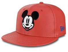 Hero Mickey Mouse 9Fifty Snapback Cap by DISNEY x NEW ERA 3a74dc092f9