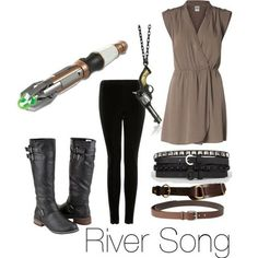River Song/ Melody Pond