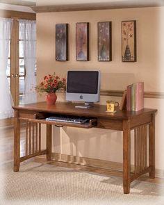 Cross Island Home Office Desk