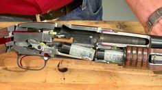 Education video. How pump shotgun actually works