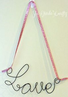 She's {kinda} Crafty: Wired for {Love}!