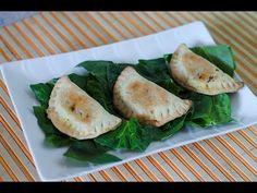 Empanadillas caseras vegetales de brócoli   Recetas Veganas Fáciles   Veganismo y cocina vegetariana
