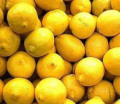 Lucious Lemons!