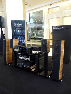 #Sonusfaber and #McIntosh in #Bangkok, by KS Home Entertainment.